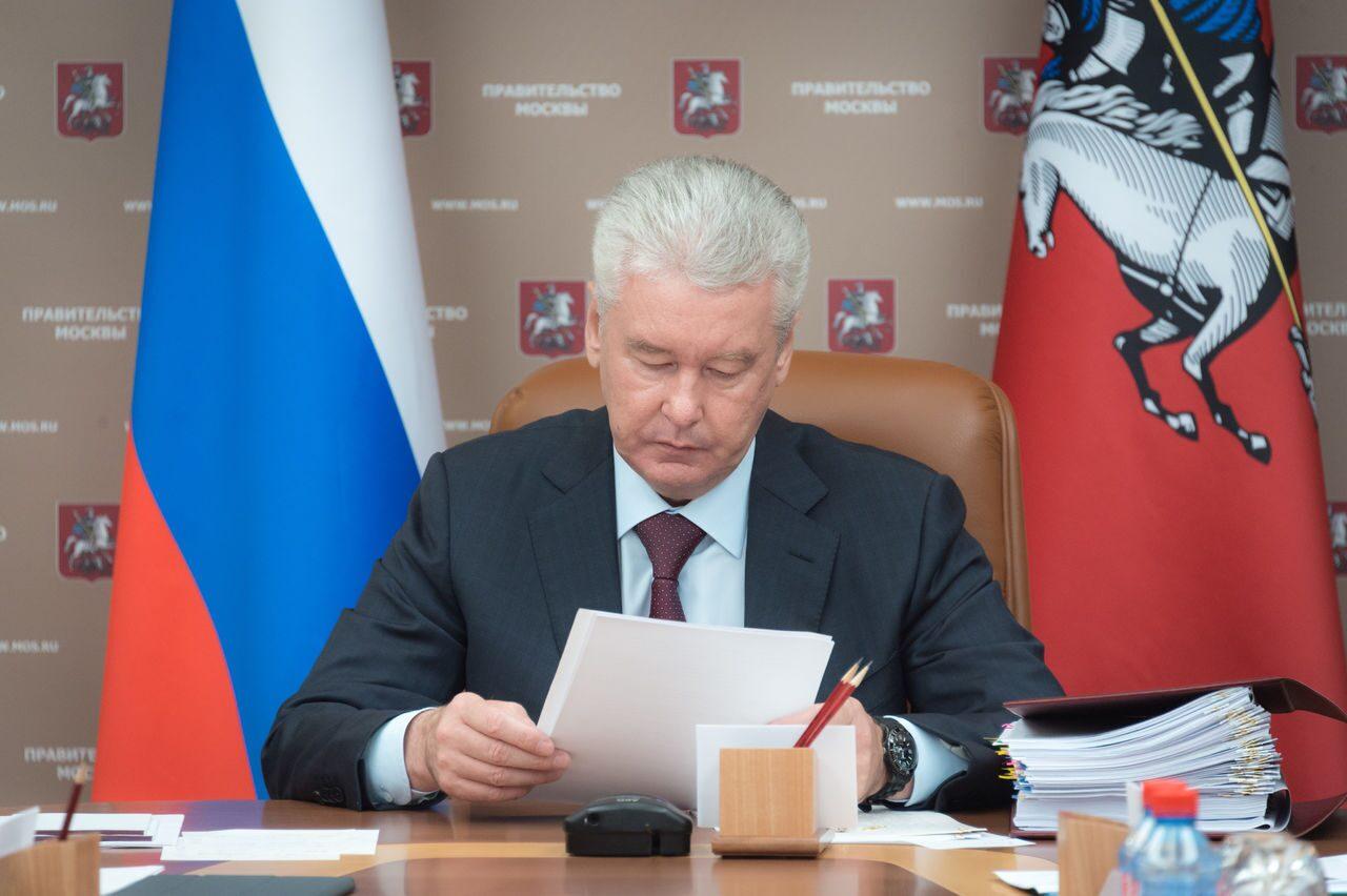 Собянин: В26 столичных технопарках размещены 1400 учреждений