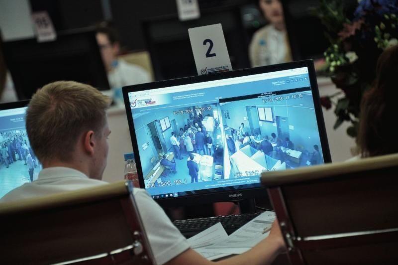 Подъезды вТиНАО в«новой Москве» оборудуют видеокамерами предстоящей весной