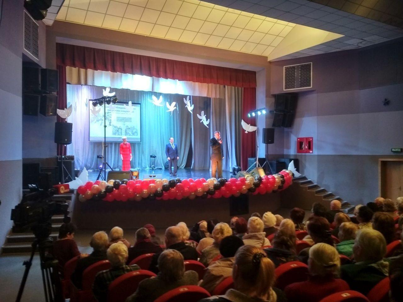 ВХабаровске почтили память жертв фашистских лагерей