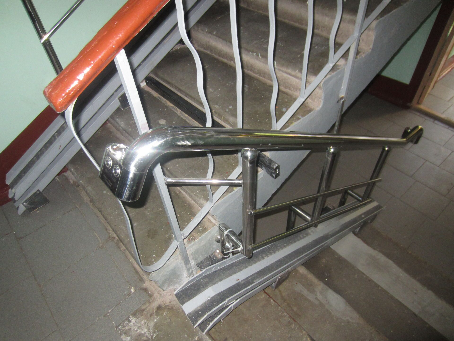 Подъёмник для инвалидов своими руками складные