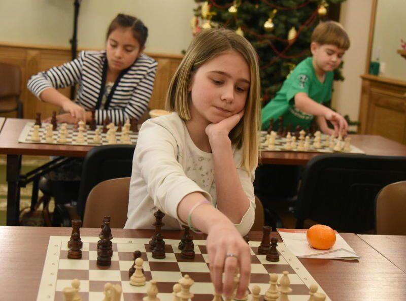 ВХабаровске стартовал этап всероссийского турнира пошахматам