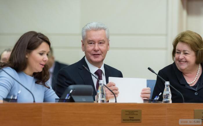 Сайт правительства Москвы стал единой информационной площадкой для москвичей